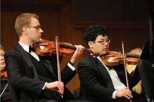 KVSO orchestra image