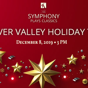 Kankakee Valley Symphony Orchestra holiday concert 2019 image